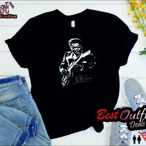 BB King Graphic T shirt