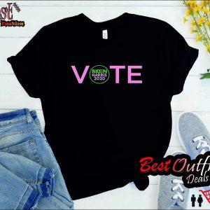 Biden Harris 2020 Vote T shirt
