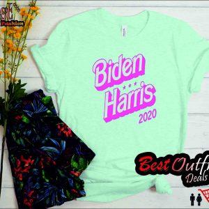 Biden Harris Pink 2020 T-shirt
