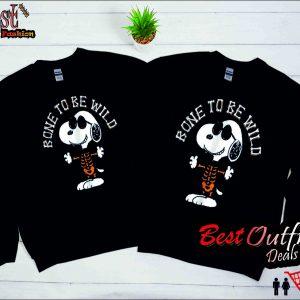 Funny Peanuts Halloween Sweatshirt