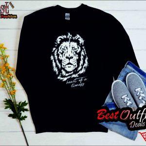 Heart of a Lioness Sweatshirt