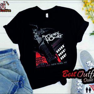 My Chemical Romance Dragon NYC T Shirt
