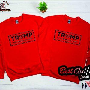 Trump Love Make Liberals Cry Again Sweatshirt