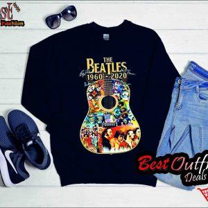 the beatles 2020 sweatshirt