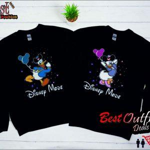 Donald & Daisy Sweatshirt