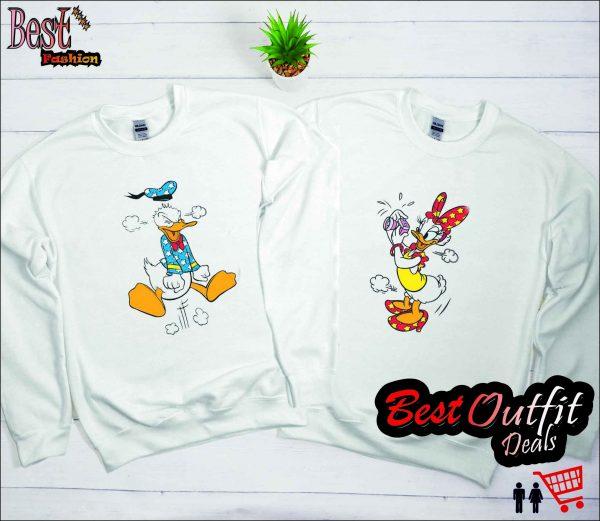 Funny disney shirts Sweatshirt