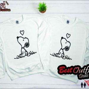 Snoopy Peanuts Retro Sweatshirt