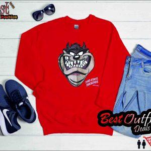 Vintage 90s Tazmanian Devil OSU Buckeyes Sweatshirt