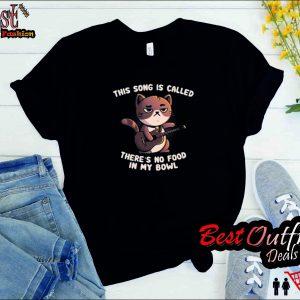Cat Song T-Shirt