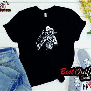 Bocephus Outlaw Country Music T Shirt