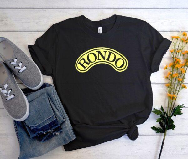 1984 RONDO Vintage Men Women Graphic T Shirt