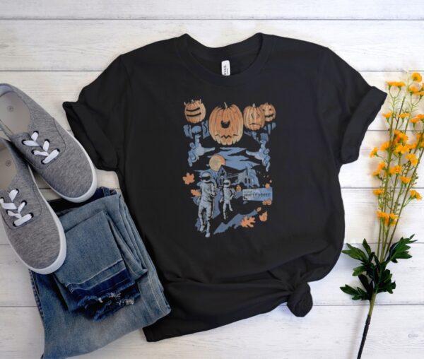 Adventures Of Pete & Pete Halloweenie Men Women Graphic T-Shirt