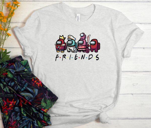 Among Us Unisex Trending Graphic T-shirt