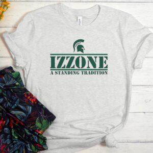 Basketball Michigan State Spartans – Izzone Unisex Trending Graphic T shirt