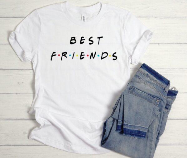 Best Friends Christmas Cool Trending T Shirt
