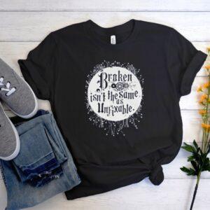 Broken Shirt The Lunar Chronicles T Shirt