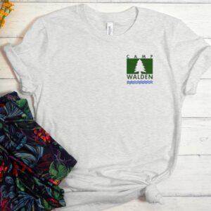 Camp Walden Unisex Trending Graphic T-Shirt