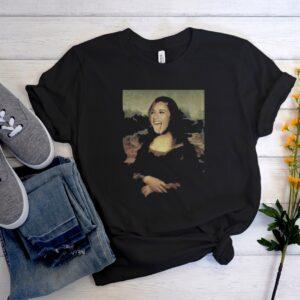 Cardi B Mona Lisa Unisex Trending Graphic T-Shirt
