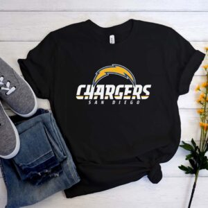 San Diego Chargers New T-Shirt