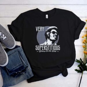 STEVIE WONDER SUPERSTITIOUS WRITINGS ON THE WALL New T SHirt